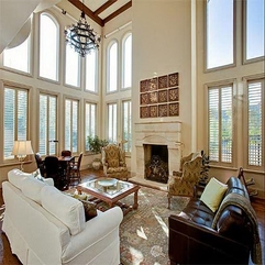 2 Story Family Room Decorating Ideas Comfortable - Karbonix