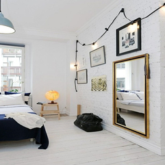 2013 Bedroom This Scandinavian Style House Have Storey Open Plan - Karbonix