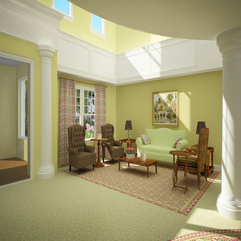3d Interior Design The Dazzling - Karbonix