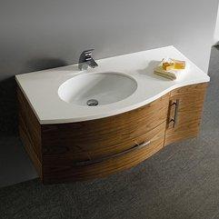 44 Inch Single Bathroom Vanity Vigo - Karbonix