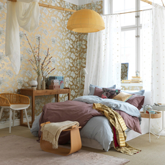 A Beautifully Feminine Bedroom Design - Karbonix