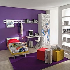A Brilliant Design Creative Room Color - Karbonix