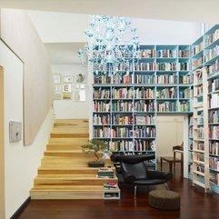A Brilliant Idea Beautiful Home Library - Karbonix