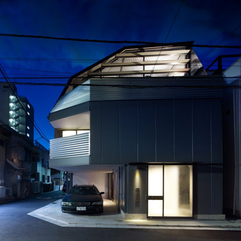 A Small Family Site Of Mishima House Designed By Keiji Ashizawa - Karbonix