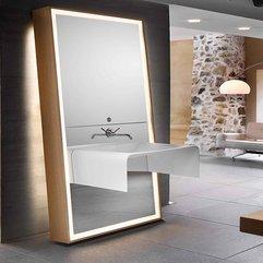 Adorable Large Bathroom Design - Karbonix