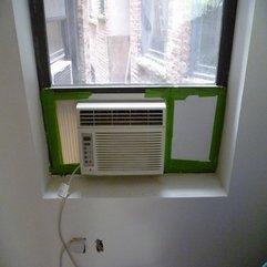 Air Conditioner Picture Window - Karbonix