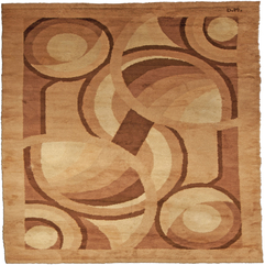 An French Deco Rug By D I M By Doris Leslie Blau - Karbonix