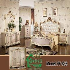 Antique Bedroom Design Furniture European Yf - Karbonix