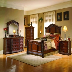 Antique Bedroom Design - Karbonix