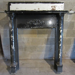 Antique Fireplaces And Mantels EBay - Karbonix