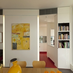 Apartment Design By Christopher Polly Architect Reading Room - Karbonix