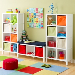Apartment Likable Colorful Storage For Teenage Bedrooms Design - Karbonix