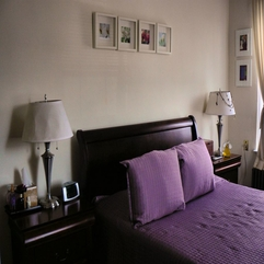 Apartment Purple Bedroom Apartment Design Ideas With Dark - Karbonix