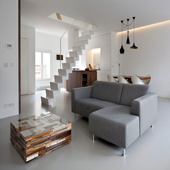 Apartment Singel By Laura Alvarez Architecture HomeDSGN - Karbonix