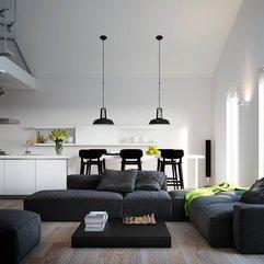 Apartments Apartment Living Room Decorating Ideas With Black - Karbonix