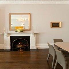 Best Inspirations : Apartments Elegant Fireplace Apartment Interior Design Modern - Karbonix