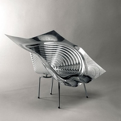 Arad Rocking Chair Creative Ron - Karbonix