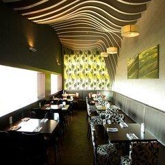 Architectural Design For Restaurant Creative - Karbonix