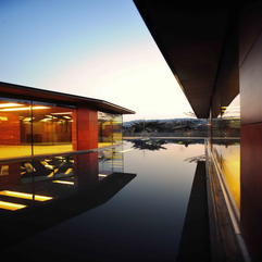 Architecture Amazing Daeyang Gallery By Steven Holl Details - Karbonix