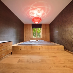 Architecture Charming Bedroom Interior In Punktchen Project Home - Karbonix