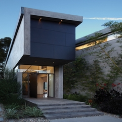 Architecture Charming View Of The Mandeville Canyon Residence - Karbonix