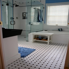 Architecture Luxury Bathroom Design With Excellent Shower Cubicle - Karbonix