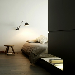 Architecture Striking Bedrooom INterior Design Finished With - Karbonix