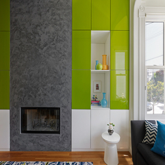 Arrange The Fireplace As A Focal Point In Your Home Founterior - Karbonix