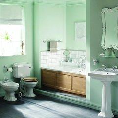 Art Deco Bathroom Attractive Design - Karbonix