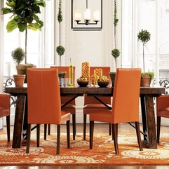 Artistic Concept Dining Room Decorating - Karbonix
