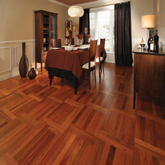 Artistic Contemporary Home Flooring Ideas - Karbonix