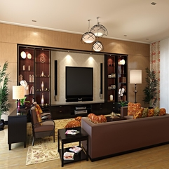 Artistic Contemporary Living Room Design Idea - Karbonix