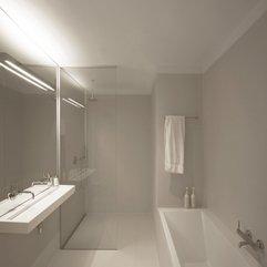 Artistic Contemporary Minimalist Bathroom - Karbonix