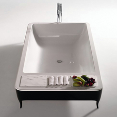 Artistic Ideas Bathtub Furnitures - Karbonix