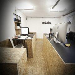 Astonishing Modern Office Interiors - Karbonix