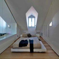 Attic Room Decorating Ideas Looks Elegant - Karbonix