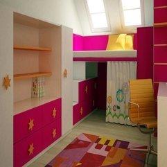 Attractive Kids Room Design - Karbonix