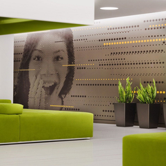 Attractive Modern Office Artwork - Karbonix
