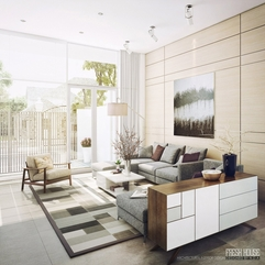 Awesome Contemporary Living Room - Karbonix