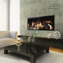 Awesome Fireplace Modern Living Room Small House Decosee - Karbonix
