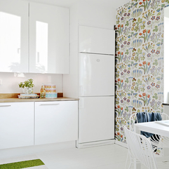 Best Inspirations : Awesome Scandinavian Apartment Deco Kitchen Cabinet Coosyd Interior - Karbonix