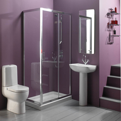 Awesome Ultramodern Purple Bathroom Decor Ideas Trend Decoration - Karbonix