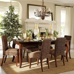 Awesome White Wooden Delightful Dining Room Furniture Daily - Karbonix