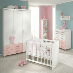 Baby Girl Nursery Design By Paidi Pink Biancomo - Karbonix