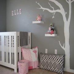 Baby Room Gray Modern Minimalist - Karbonix