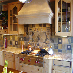 Backsplash Abstrack Tile Accent Kitchens Backsplash Design Cute Inspiration - Karbonix