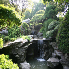 Best Inspirations : Backyard Landscaping Ponds Natural Classic - Karbonix