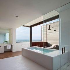 Bath Design White Cool Modern - Karbonix