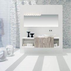Bath Design White Designing Concept - Karbonix