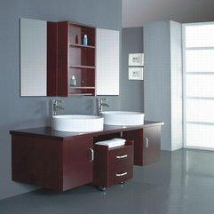 Bathroom Cabinets Ideas Modern Simple - Karbonix